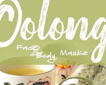 Oolong Tee Gesichts- & Körpermaske mit Vitamin C
