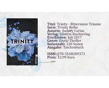 "[Rezension] Audrey Carlan - Trinity Serie Band 4 ""Trinity - Bittersüsse Träume"""