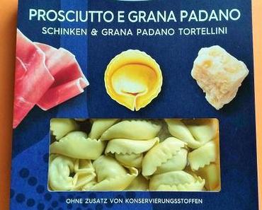 [Werbung] Barilla Frische Pasta Tortellini Schinken Grana Padano