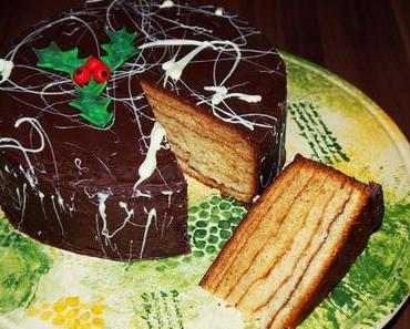 Weihnachten in Frankreich = Essen + Genießen + Feiern