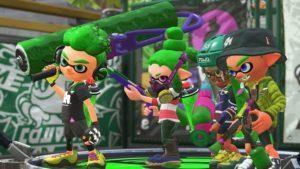 """Nintendo kündigt zwei große Updates Spiel """"Splatoon"""