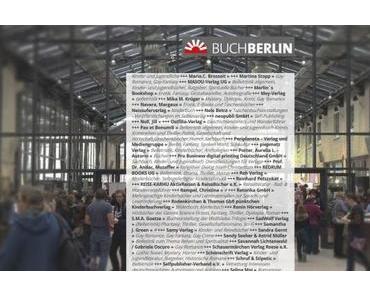 Mein Buch auf der BUCH BERLIN