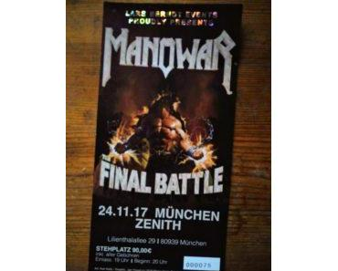 Manowar – Final Battle