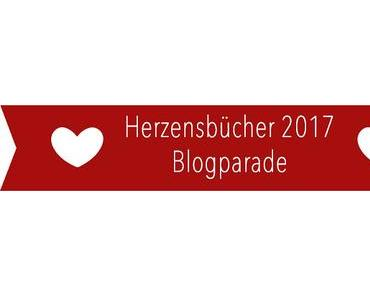[Aktion] Herzensbücher 2017 - Blogparade
