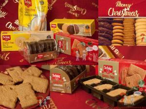 Glutenfreie Weihnachtsprodukte von Schär – Zum sofort genießen und Backen – Gewinnspiel