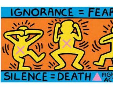 Zur Erinnerung ¶ #weltAIDStag