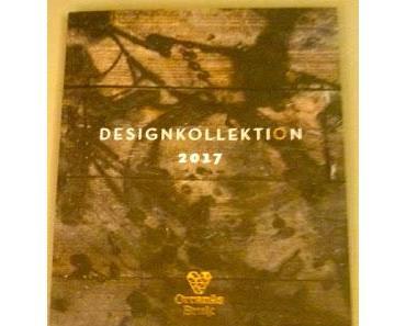 Design Kollektion 2017 aus Orrefors 2017