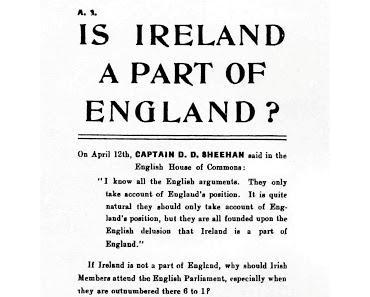 Irland hat zu kuschen, wenn es nach Brexit-Britannien geht
