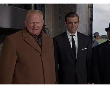 007 #3 | In GOLDFINGER (1964) will Gert Fröbe Fort Knox knacken