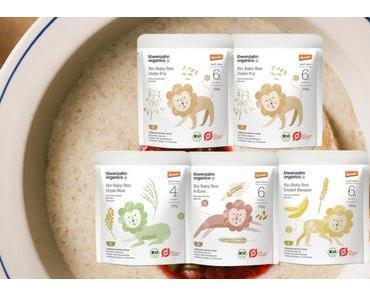 Bio Babybrei für kleine Feinschmecker von löwenzahn organics