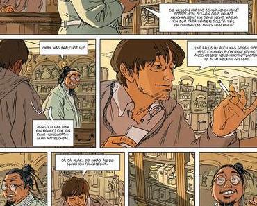 [Comic] Eine Nacht in Rom [1]