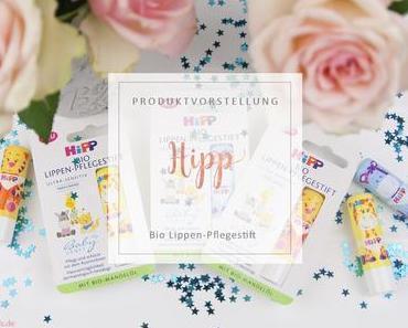 HiPP Babysanft Bio Lippen-Pflegestift - Review [Werbung]