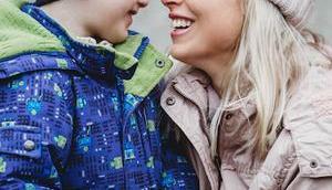 Wieso deine Kinder dich auch unperfekt lieben