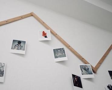 DIY - Polaroid mountain
