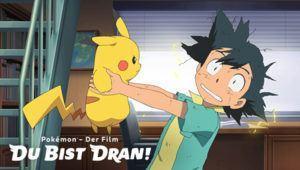 """""""Pokémon Film: bist dran!"""" erhält eine digitale Veröffentlichung"""