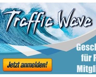 Schritt 2: Übersicht und erste Schritte mit Traffic-Wave.de + Gutschein