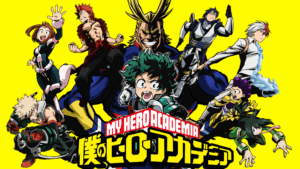 """Erstes Promo Video für 3. Staffel """"My Hero Academia"""" veröffentlicht"""
