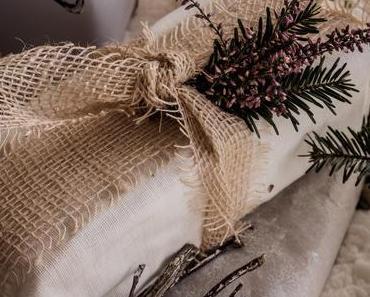 DIY eco-friendly Christmas Wrapper – Blogmas 17