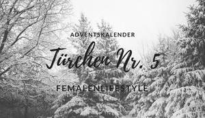 [adventskalender] Türchen │17.12.2017