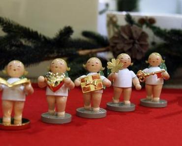 Goldene Weihnachten mit Wendt & Kühn