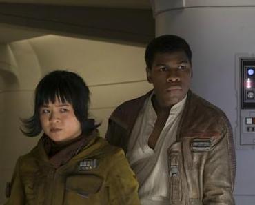 Luke Skywalker spricht in STAR WARS – EPISODE 8: DIE LETZTEN JEDI