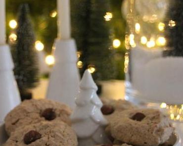 Frohe Weihnachten & noch ein leckeres Haselnussmakronen Rezept für euch