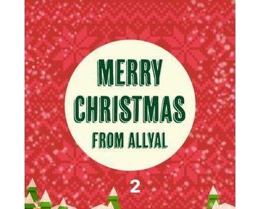 MERRY CHRISTMAS FROM ALLYAL 2017 (Mixtape)