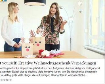 Geschenke-Last-Minute-DIY mit mir auf RTL Hessen