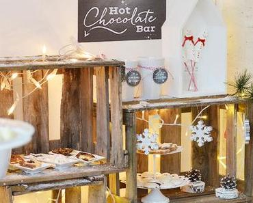 Hot Chocolate Bar – lecker Kakao, Marshmallows & Printables