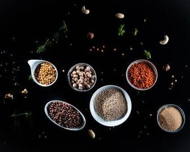 Eisen und vegane Ernährung