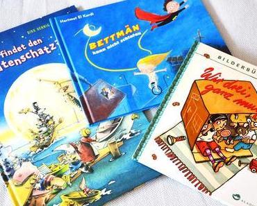 Kinderbuch Lieblinge Januar + Rabattcode