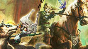 Manga zu Zelda: Twilight Princess geht im Februar weiter
