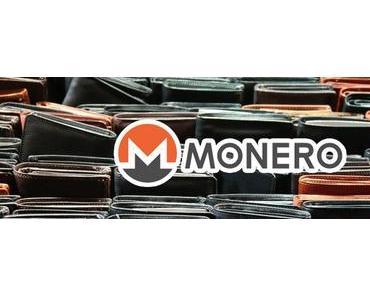 Monero Wallet in 2 Schritten erstellen und XMR Empfangen und Senden