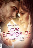 """[wants to read] Neuerscheinung - Love-Emergency-Reihe Band 3 """"Und plötzlich ist es Liebe"""""""