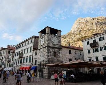 Reisebericht Kotor: Altstadt, Anreise, Unterkünfte und Essen