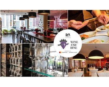 """VORANKÜNDIGUNG: WINE and DINE im ViniPuri 2.0 - + + + Die neue monatliche Eventreihe des Stadtmagazins """"inMünchen"""" + + +"""