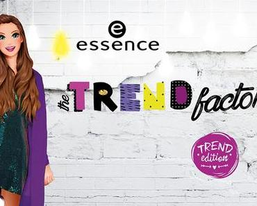 """essence trend edition """"the trend factory"""""""