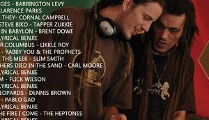 Word, Sound Power Natty Vibes (GER) meets Lyrical Benjie (NL) [free Mixtape]