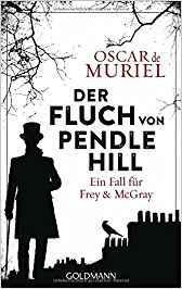 """Leserrezension zu """"Der Fluch von Pendle Hill"""" von Oscar de Muriel"""