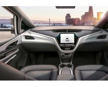 Autonomes Auto: GM und Cruise stellen nächste Version ohne Lenkrad vor