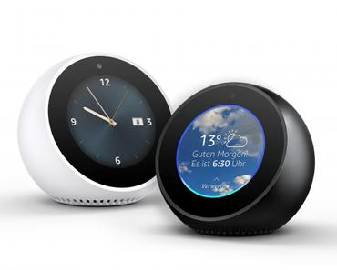 Neuer Echo von Amazon geht an den Start