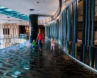 Erlebnisbericht über das Crowne Plaza Changi Airport Singapur