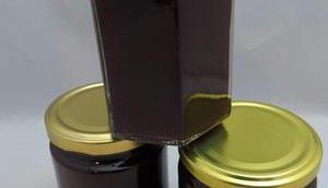 Schlehengelee Weißwein Vanille