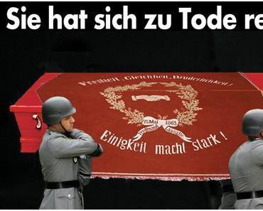 GroKo - Schulz bläst der SPD den großen Zapfenstreich
