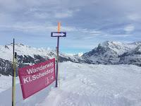 Winterspass in Grindelwald