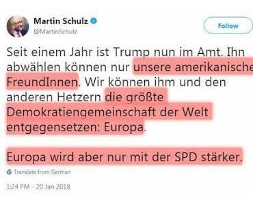 Armes Deutschland: Wo noch die dümmsten Böcke zum Gärtner gemacht werden...