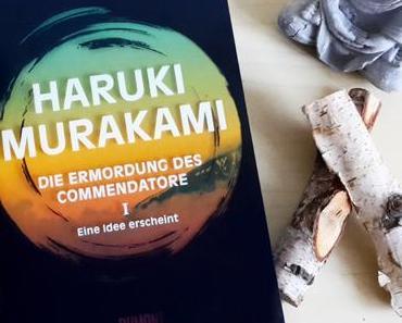 Murakami, Haruki: Die Ermordung des Commendatore I – Eine Idee erscheint