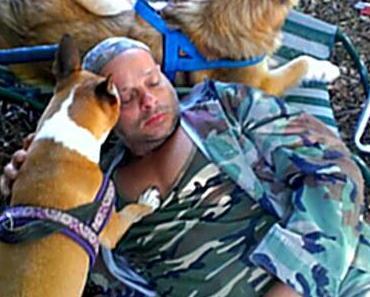 Tiere haben auch Rechte, auch mit Handicap !