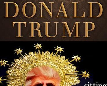 Gott hat Trump zum Präsidenten gemacht.