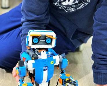 LEGO-Roboter: Bauen, programmieren und viel lernen!
